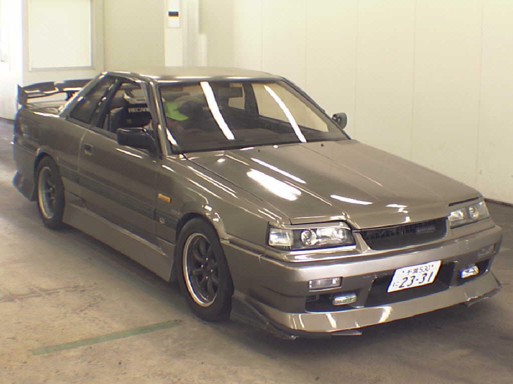 1 Of 200 1988 Skyline Hr31 Autech Coupe Prestige
