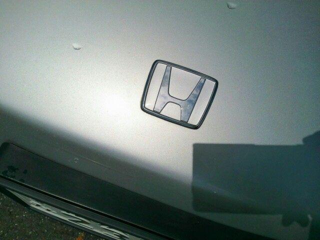 1992 Honda NSX coupe Honda emblem