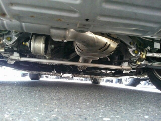 1992 Honda NSX coupe adjustable suspension