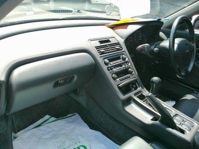 1992 Honda NSX coupe console