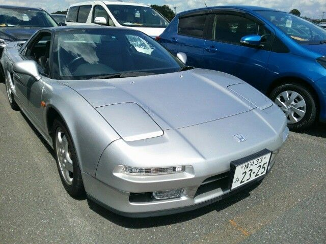 1992 Honda NSX coupe right front
