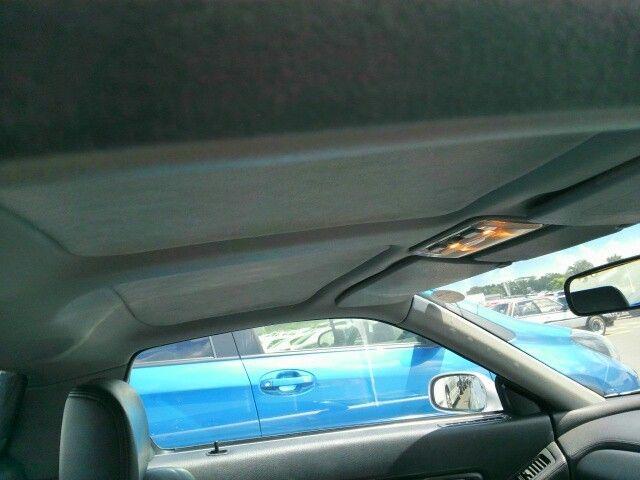 1992 Honda NSX coupe roof lining