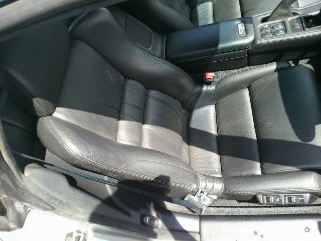 1992 Honda NSX coupe seat 5