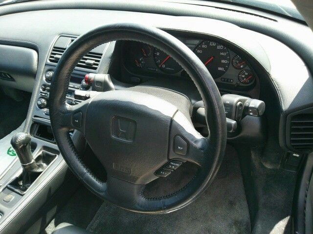 1992 Honda NSX coupe steering wheel 2