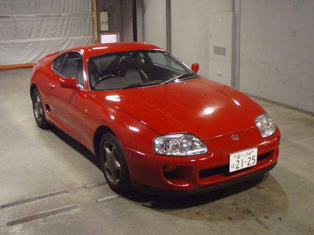 1994 Toyota Supra GZ twin turbo auction 1 front