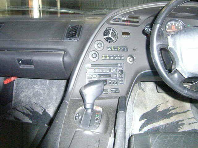 1994 Toyota Supra GZ twin turbo auction 1 interior