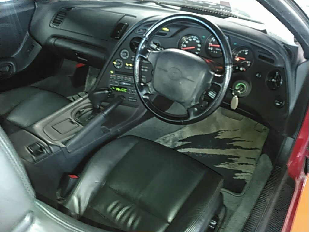 1994 Toyota Supra GZ twin turbo interior 1