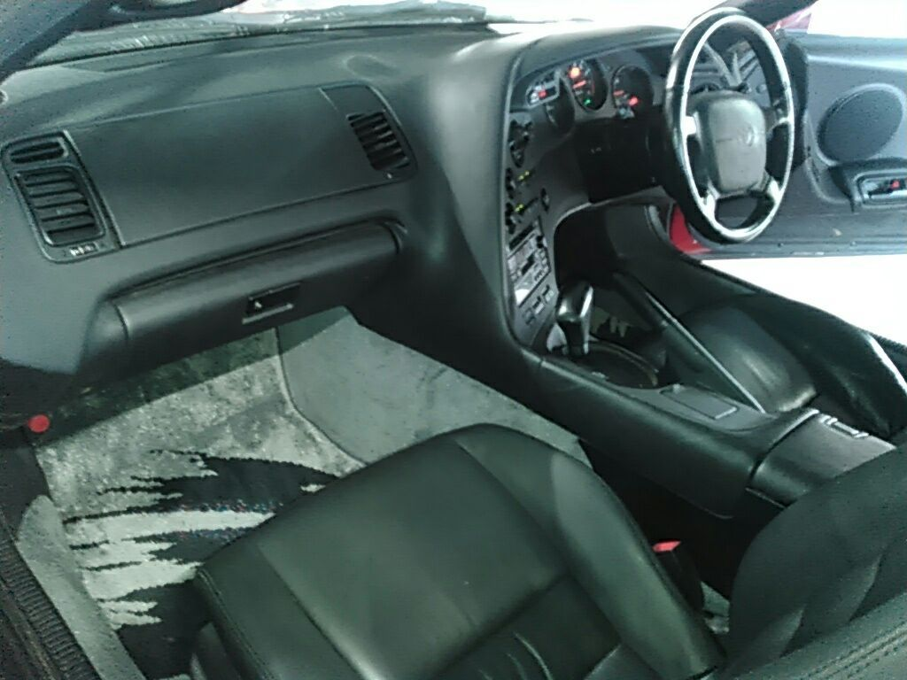 1994 Toyota Supra GZ twin turbo interior 3