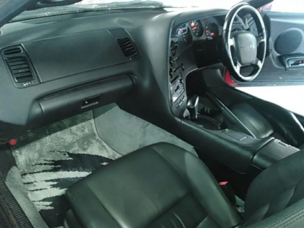 1994 Toyota Supra GZ twin turbo interior 3