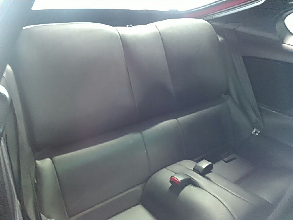 1994 Toyota Supra GZ twin turbo rear seat 2