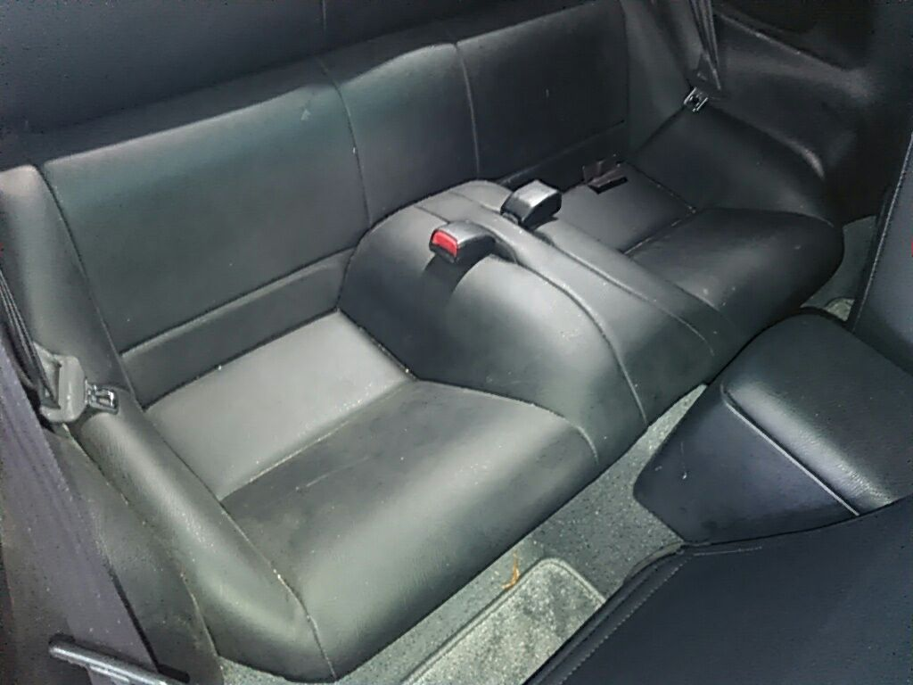 1994 Toyota Supra GZ twin turbo rear seat