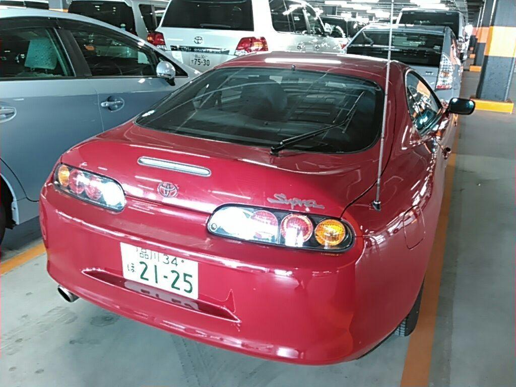 1994 Toyota Supra GZ twin turbo right rear
