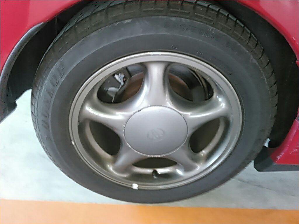 1994 Toyota Supra GZ twin turbo wheel 3
