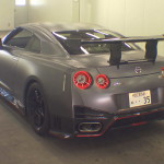 2016 Nissan GT-R NISMO N-Attack Package rear