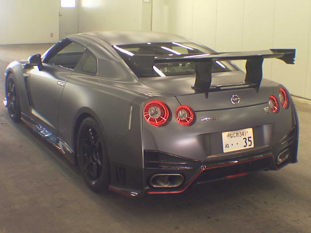 $500,000 2016 Nissan R35 GT-R NISMO N-Attack Package ...