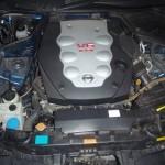 2003 Nissan Skyline V35 Coupe engine