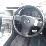 2003 Nissan Skyline V35 Coupe interior 2