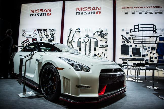 R35 GT-R NISMO N Attack Package
