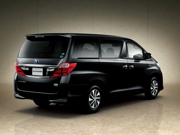 Toyota Alphard Hybrid 20 Series Import And Model