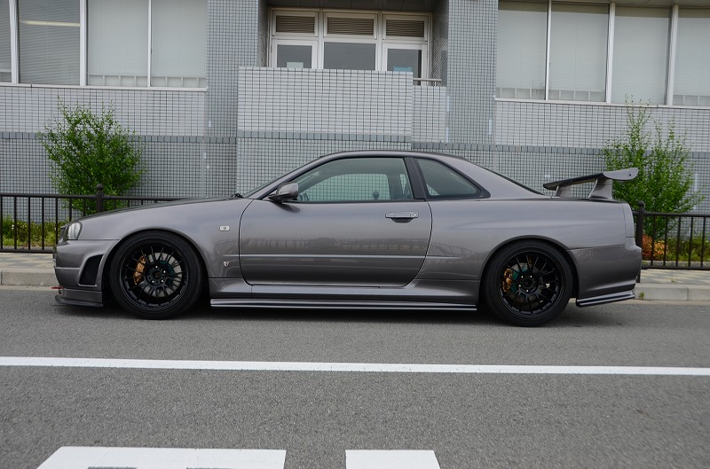 1999-r34-gtr-with-modified-nur-engine-left-side