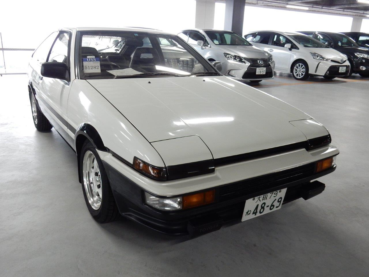 Ever Seen An Ae86 This Clean Prestige Motorsport