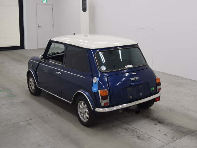 1997-rover-mini-cooper-auction-rear