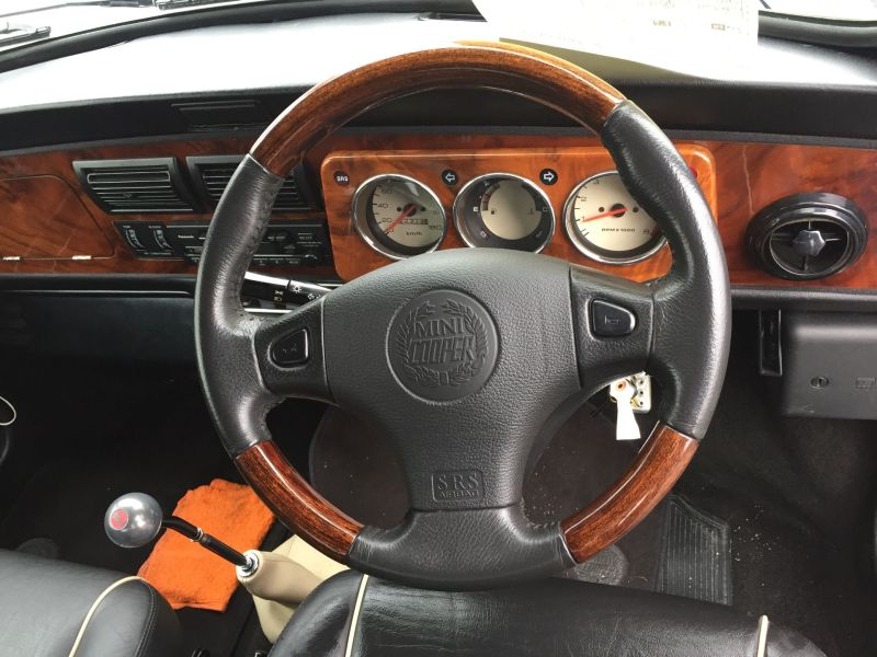 1997-rover-mini-cooper-steering-wheel