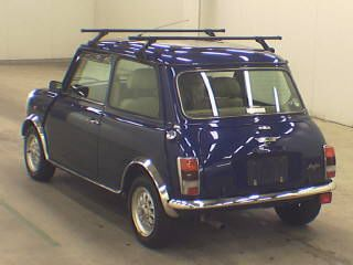 1999-rover-mini-cooper-mayfair-auciton-rear