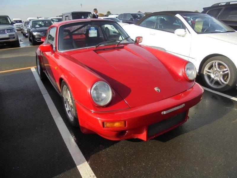 1981 Porsche 911 coupe 1