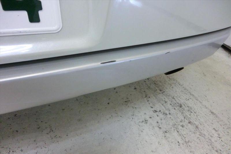 2016 Mitsubishi Delica D5 diesel CV1W 4WD rear bumper