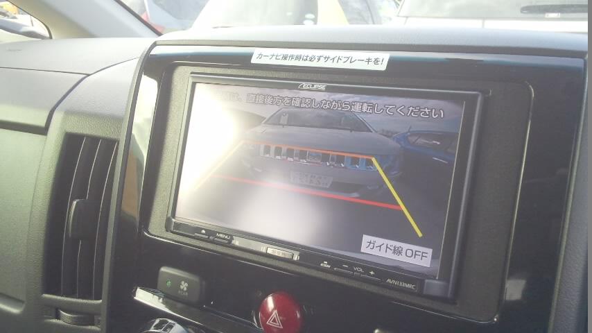 2016-Mitsubishi-Delica-D5-diesel-CV1W-4WD-tv-screen