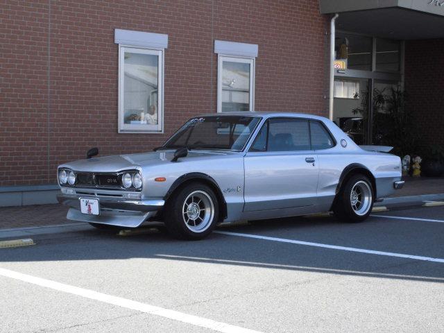1972 Skyline GT-X