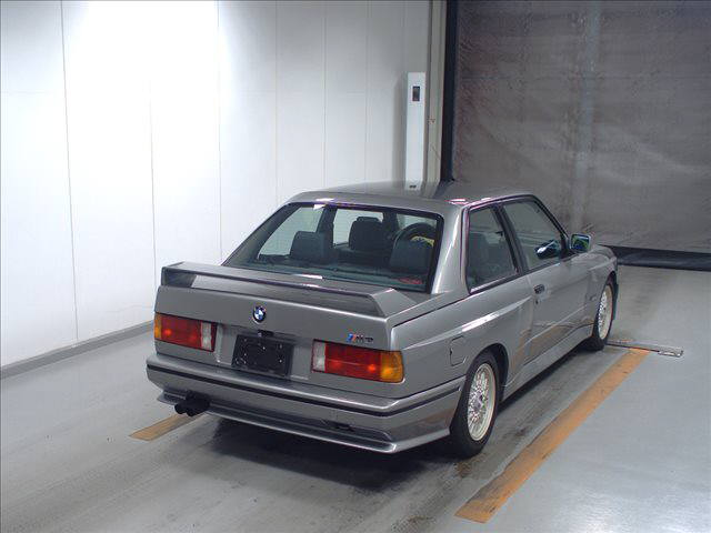 1987 BMW M3 E30 coupe auction 1