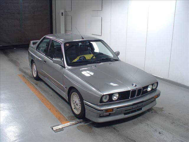 1987 BMW M3 E30 coupe auction 2