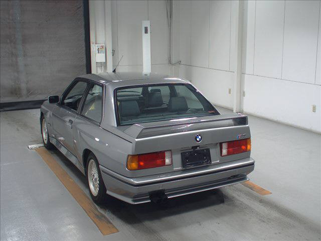 1987 BMW M3 E30 coupe auction 3
