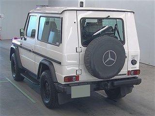 1987 Mercedes Benz 4WD 230GE Gelandewagen 2