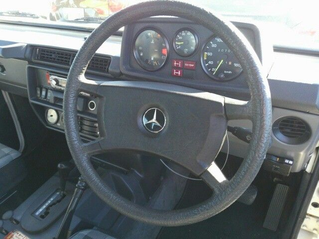 1987 Mercedes Benz 4WD 230GE Gelandewagen 28