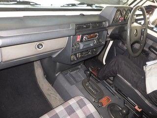 1987 Mercedes Benz 4WD 230GE Gelandewagen 3