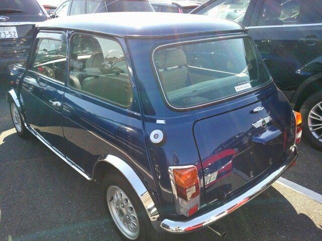 1999 Rover Mini Cooper left rear