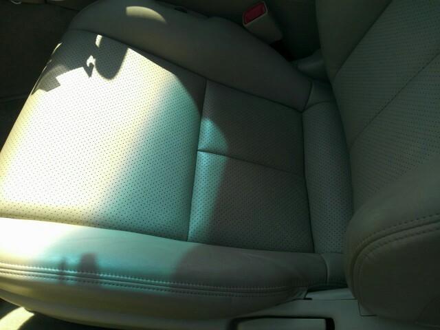 2004 Nissan Skyline V35 350GT Premium coupe interior 1