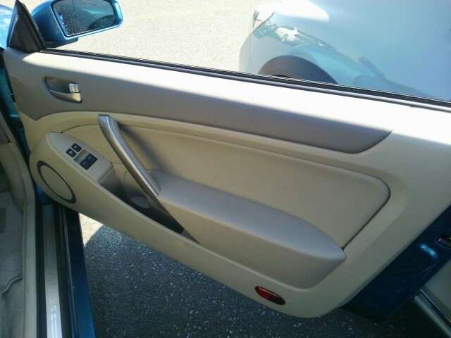 2004 Nissan Skyline V35 350GT Premium coupe interior 11