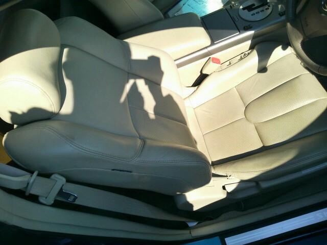 2004 Nissan Skyline V35 350GT Premium coupe interior 6