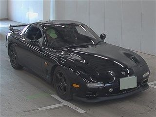 1992 Mazda RX-7 Type RZ lightweight sports model auction front