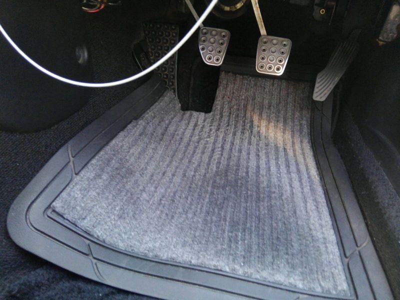 1992 Mazda RX-7 Type RZ lightweight sports model carpet mat