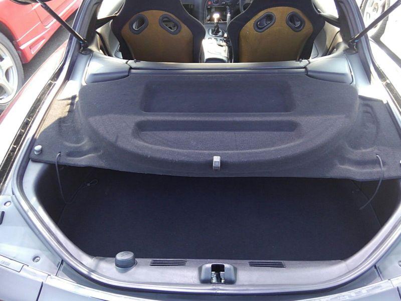 1992 Mazda RX-7 Type RZ lightweight sports model rear hatch
