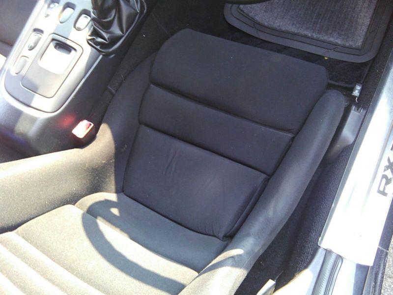1992 Mazda RX-7 Type RZ lightweight sports model seat
