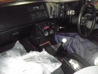 1985 Toyota Sprinter GT APEX AE86 auction interior