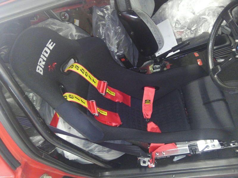 1985 Toyota Sprinter GT APEX AE86 racing seat