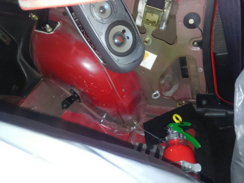 1985 Toyota Sprinter GT APEX AE86 rear