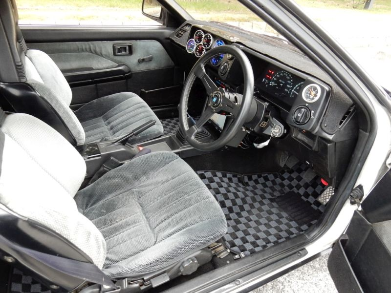 Modified 1985 Toyota Sprinter Treuno Ae86 Gt Apex